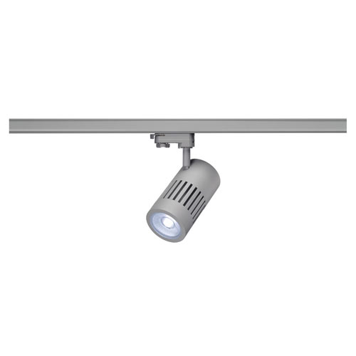 3Ph, STRUCTEC LED светильник с LED 31Вт (36Вт), CRI 90, 4000К, 3190lm, 36°, серебристый
