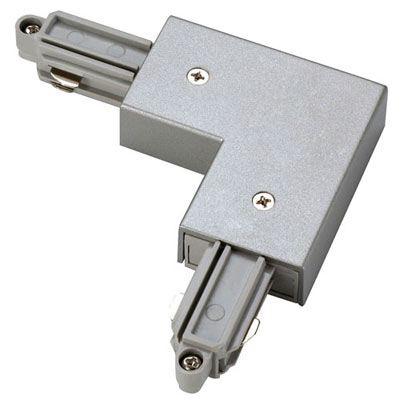 CORNER CONNECTOR for 1-phase high-voltage surface-mounted track SLV