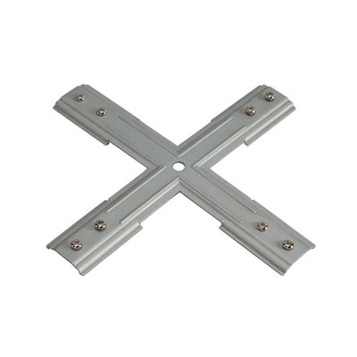 STABILISER X-CONNECTOR for 1-phase high-voltage surface-mounted track SLV