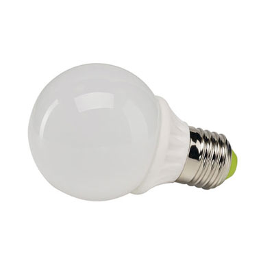 E27 LED SMALL BALL SLV